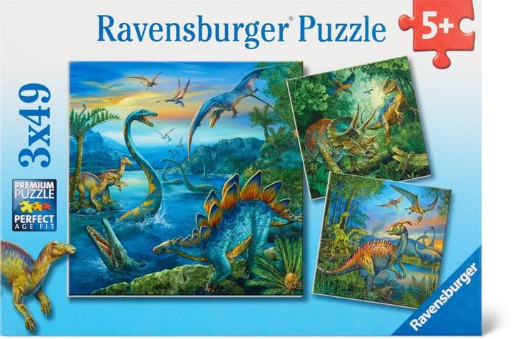 Dinosaur Ravensburger Puzzle 748976900000 Photo no. 1