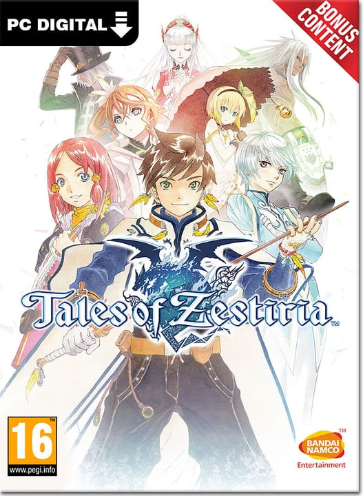 PC - Tales of Zestiria - D/F/I Download (ESD) 785300134413 Photo no. 1