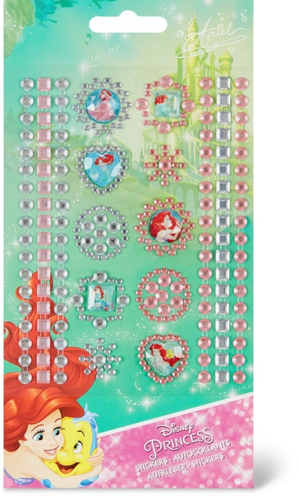 Disney Princess Diamant Sticker Disney 746123200000 Bild Nr. 1