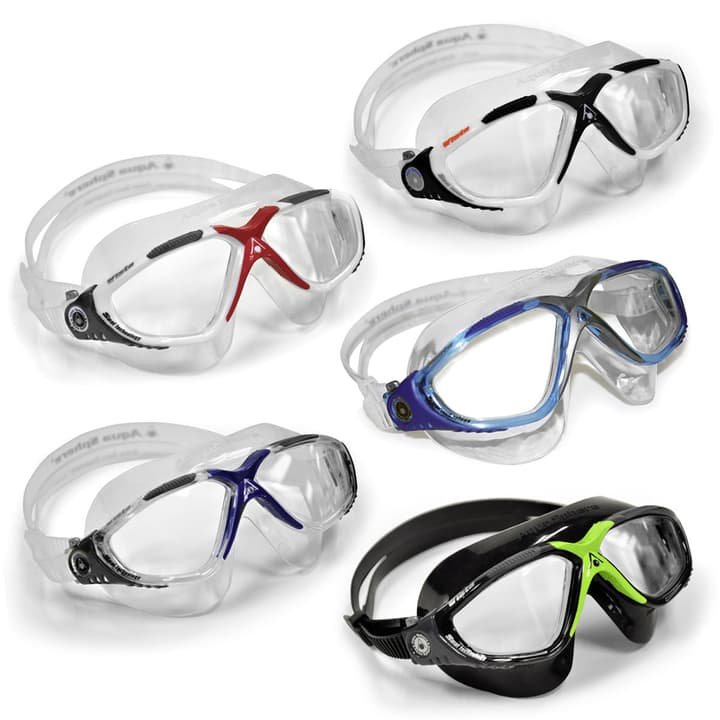 Vista Lunettes de natation Aqua Sphere 491046200000 Photo no. 1