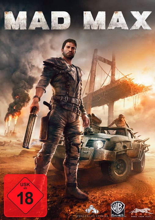 Mac - Mad Max Download (ESD) 785300134110 Bild Nr. 1