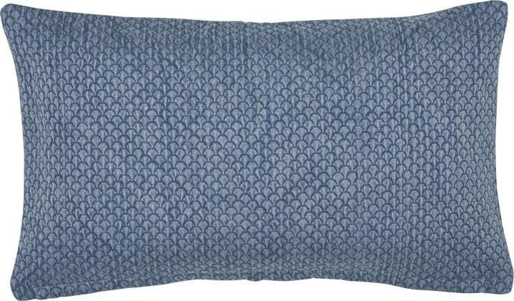 CIRO Coussin décoratif 450754740340 Couleur Bleu Dimensions L: 30.0 cm x H: 50.0 cm Photo no. 1