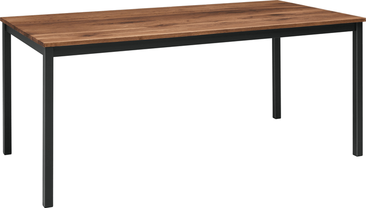 ALEXIS Table 403839300000 Dimensions L: 180.0 cm x P: 90.0 cm x H: 75.0 cm Couleur Chêne des marais Photo no. 1