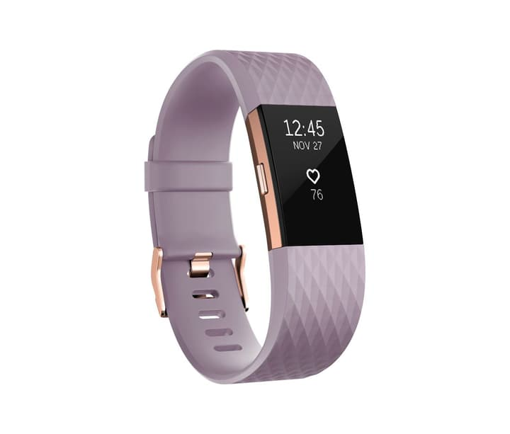 Charge 2 Lavande Small Fitbit 798175600000 Photo no. 1