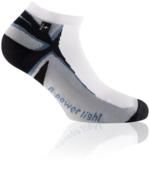 R-Power light Herren-Runningsocken Rohner 497177942141 Farbe Hellblau Grösse 42-44 Bild-Nr. 1