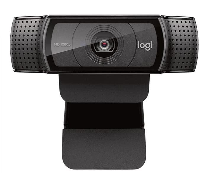 HD Pro Webcam C920 Logitech 797667300000 Photo no. 1