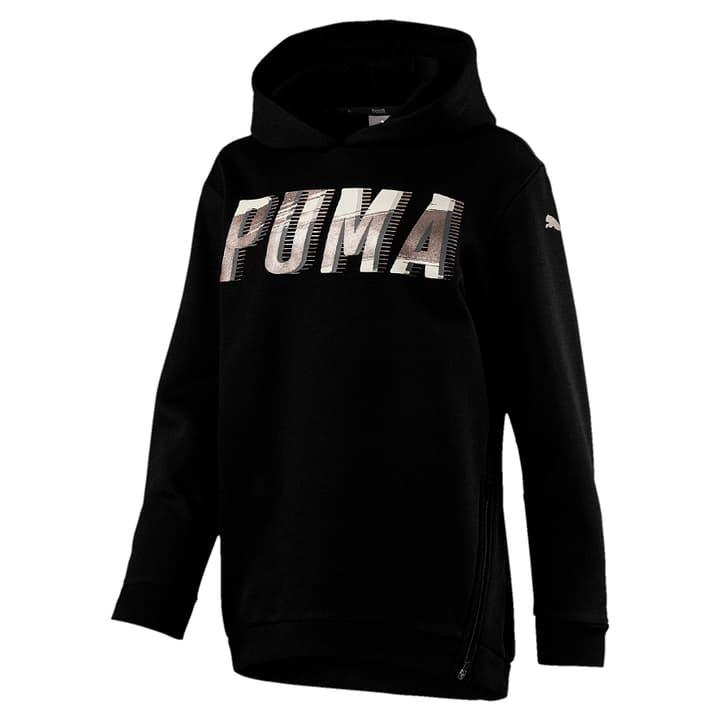 Style Hoody G Sweat-shirt à capuche pour fille Puma 464572612820 Couleur noir Taille 128 Photo no. 1