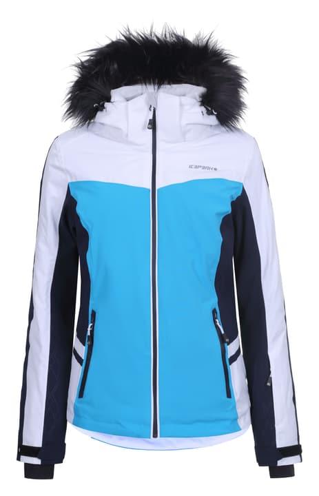 Florence Veste de ski pour femme Icepeak 462544703810 Couleur blanc Taille 38 Photo no. 1