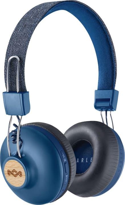 Positive Vibration 2.0  Bluetooth - Denim On-Ear Kopfhörer House of Marley 785300132081 Bild Nr. 1