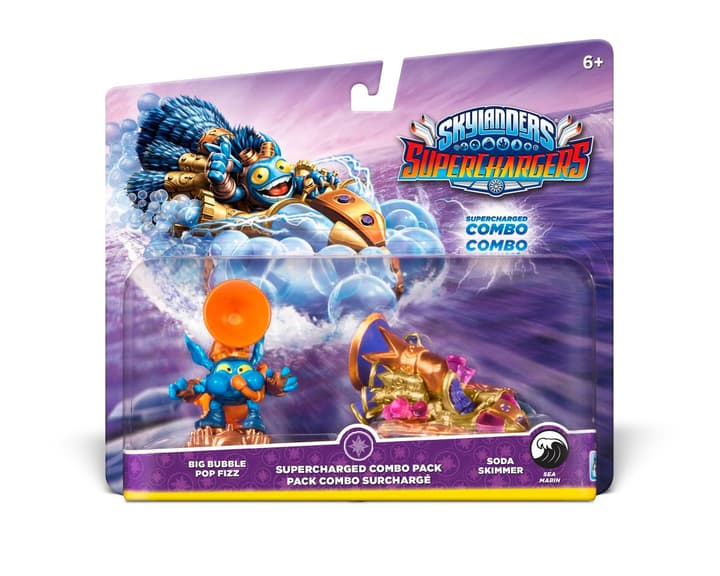 Skylanders SuperChargers Supercharged Combo Pack 785300120677 N. figura 1