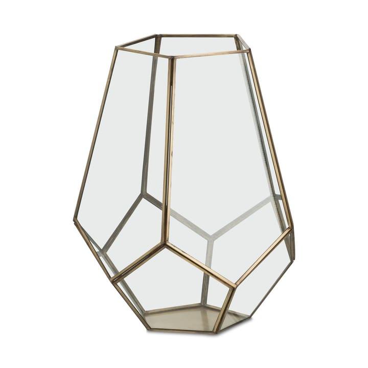 FLORA Laterna 390199100000 Dimensioni L: 25.0 cm x P: 25.0 cm x A: 31.0 cm Colore Color oro N. figura 1