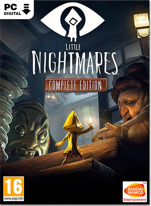 PC - Little Nightmares - Complete Edition - D/F/I Download (ESD) 785300134402 N. figura 1