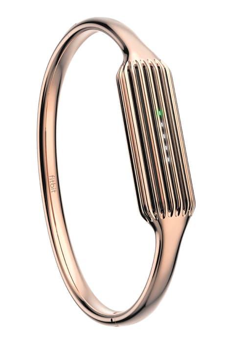 Flex 2 bracelet or rose large Fitbit 798155300000 Photo no. 1