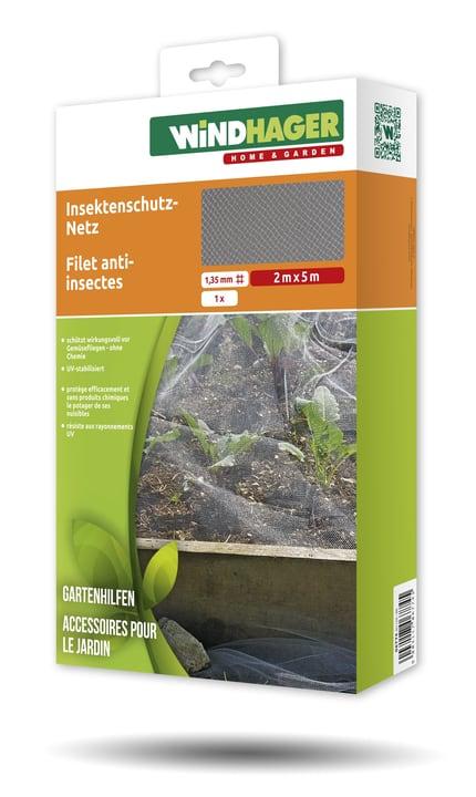 Rete anti-insetti Aiuti per il giardinaggio Windhager 631260500000 N. figura 1
