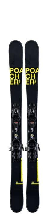 Poacher inkl. FDT 4.5 GW Kinder Ski inkl. Bindung K2 493613612920 Farbe schwarz Länge 129 Bild-Nr. 1