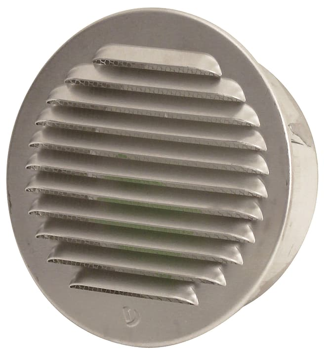 Griglia di aerazione con montanti Suprex 678033100000 Colore Alluminio Annotazione Ø 125 mm N. figura 1