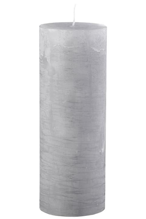 BAL Bougie cylindrique 440582900880 Couleur Gris Dimensions H: 22.0 cm Photo no. 1