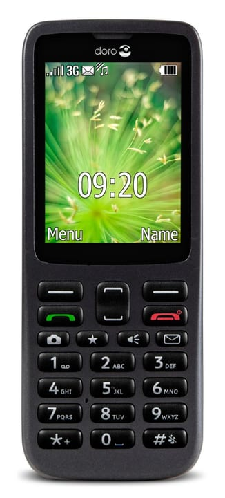 5516 graphit Mobiltelefon Doro 785300122972 Bild Nr. 1