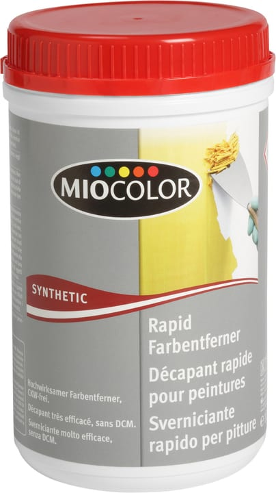 Décapant rapide pour peintures Miocolor 661825700000 Photo no. 1