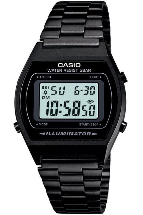 B640WB-1BEF Retro black Armbanduhr Casio Collection 76081100000016 Bild Nr. 1