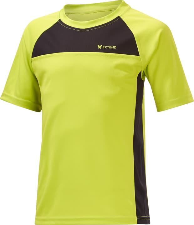 Kinder-Fussballshirt Extend 464526314061 Farbe Hellgrün Grösse 140 Bild-Nr. 1