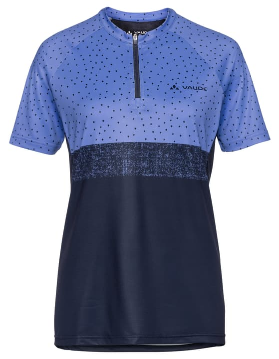 Women's Ligure Shirt Maillot à manches courtes pour femme Vaude 461351703622 Couleur bleu foncé Taille 36 Photo no. 1