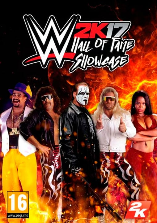 PC - WWE 2K17 Hall of Fame Showcase Download (ESD) 785300133863 N. figura 1