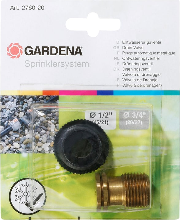 PRO Clapet Gardena 630448600000 N. figura 1