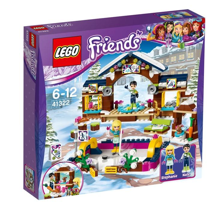 LEGO Friends La patinoire de la station de ski 41322 748844600000 Photo no. 1