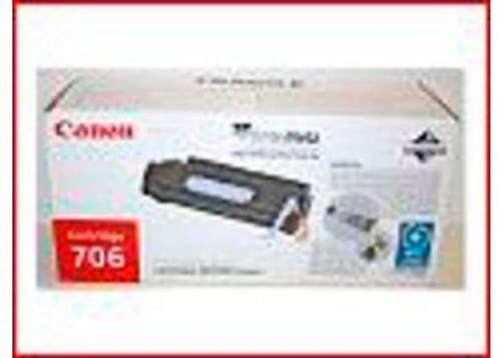 706 Toner-Modul black Canon 797549200000 N. figura 1