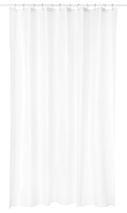 NINA Duschvorhang 374145720010 Grösse B: 180.0 cm x H: 200.0 cm Farbe Weiss Bild Nr. 1