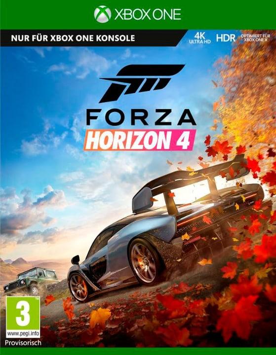 Xbox One - Forza Horizon 4 - Standard Edition Box 785300137335 Photo no. 1