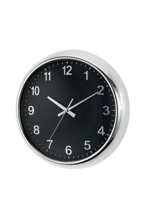 WALL CLOCK Horloge murale 440610503020 Couleur Noir Dimensions H: 30.0 cm Photo no. 1