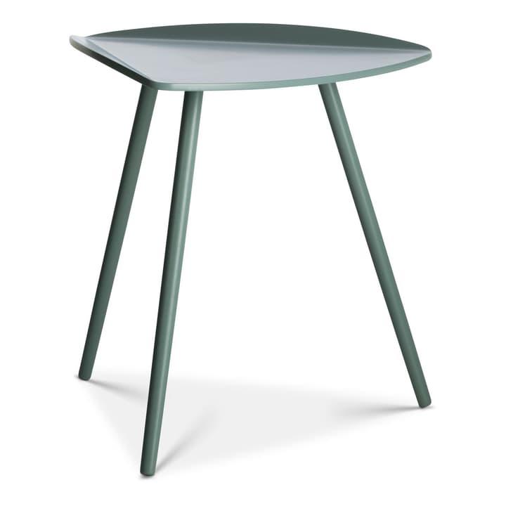 VILLA Tavolino accostabile verde 360922400000 Dimensioni A: 46.5 cm Colore Verde N. figura 1