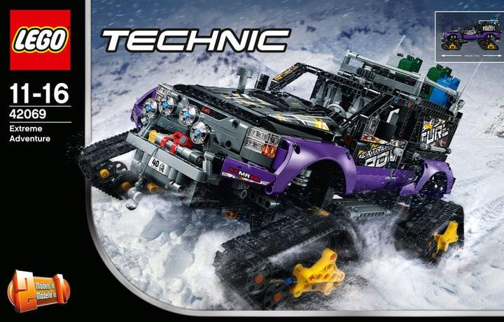 Lego Technic Le véhicule d'aventure extrême 42069 748856000000 Photo no. 1