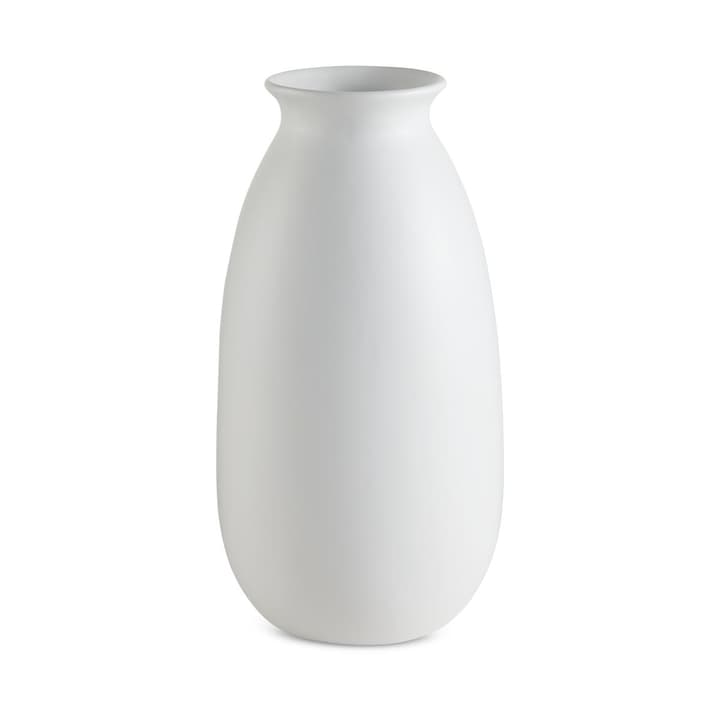 COUDY Vase 396097800000 Dimensions L: 14.0 cm x P: 14.0 cm x H: 26.5 cm Couleur Blanc Photo no. 1