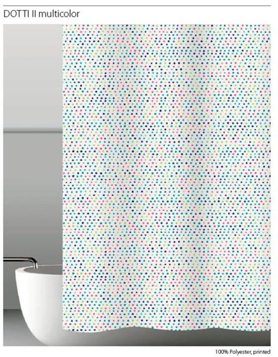 Duschvorhang Dotti diaqua 675595700000 Grösse 240 x 180 Bild Nr. 1