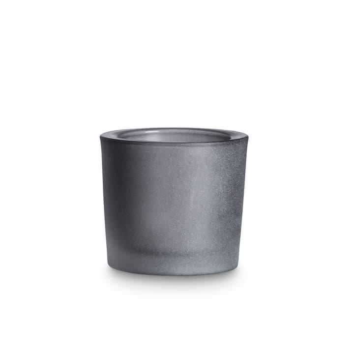 BUNT Teelichthalter 396082100000 Grösse B: 6.5 cm x T: 6.5 cm x H: 5.8 cm Farbe Grau Bild Nr. 1