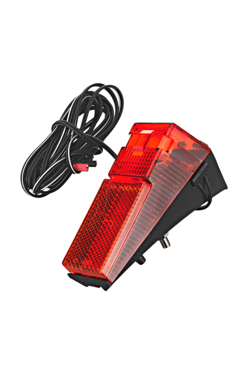 Rücklicht auf Schutzblech mit Kabel Crosswave 462927500000 Bild Nr. 1
