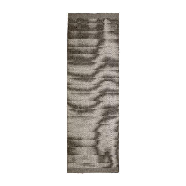 ASKO Teppich 371008600000 Farbe Grau Grösse B: 80.0 cm x T: 250.0 cm Bild Nr. 1