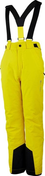 Pantalon de ski pour garçon Trevolution 466930512250 Couleur jaune Taille 122 Photo no. 1