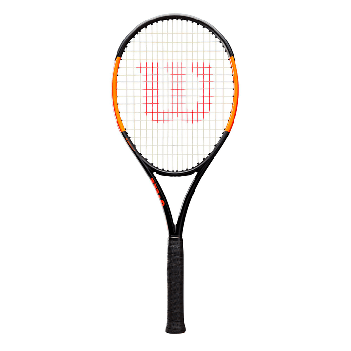 Burn 100 LS Racket Wilson 491558500334 Tailles des poignées 003 Couleur orange Photo no. 1