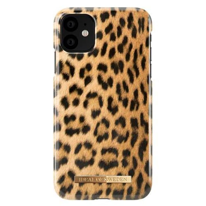 Hard-Cover  Wild Leopard Custodia iDeal of Sweden 785300147890 N. figura 1