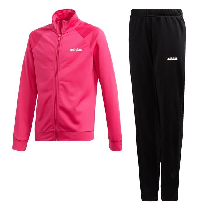 Essentials Linear Tracksuit Mädchen-Trainer Adidas 464598816429 Farbe pink Grösse 164 Bild-Nr. 1