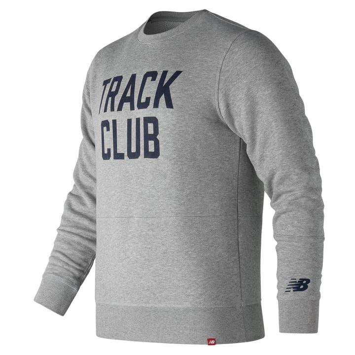 Essentials Crew Pullover pour homme New Balance 462369700580 Couleur gris Taille L Photo no. 1