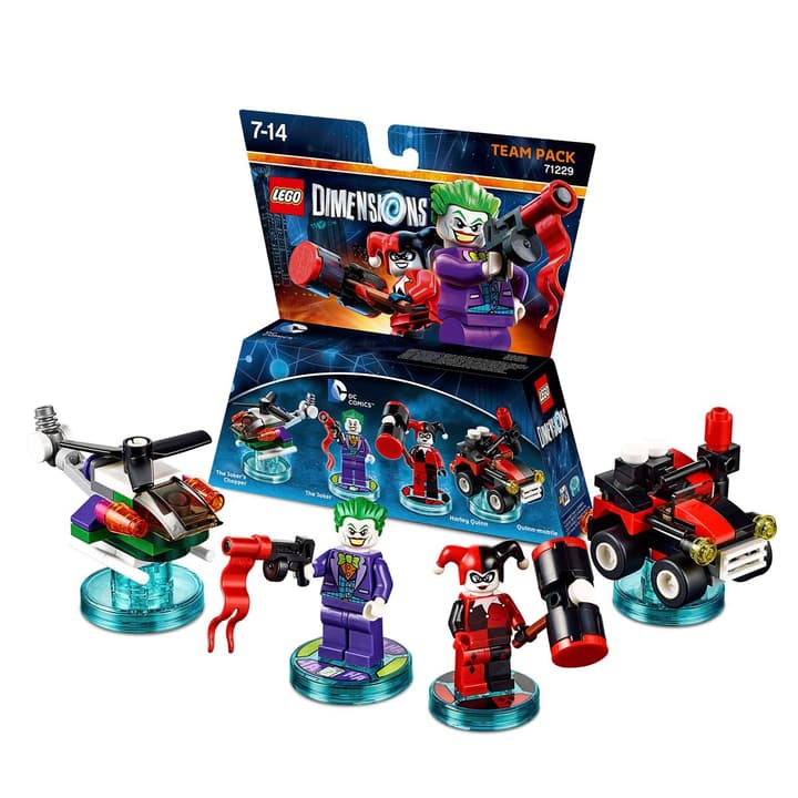 "LEGO Dimensions Fun Pack DC Comics ""Joker"" 785300119992 Photo no. 1"