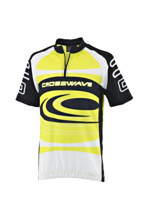 Knaben-Bikeshirt Crosswave 461566712862 Farbe neongrün Grösse 128 Bild-Nr. 1