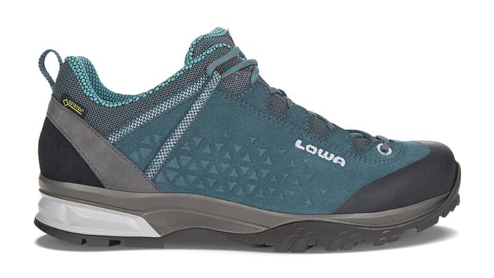 Sassa GTX Lo Chaussures polyvalentes pour femme Lowa 473317641065 Couleur petrol Taille 41 Photo no. 1