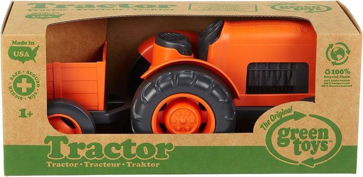 Green Toy Tracteur Orange 745738300000 Photo no. 1