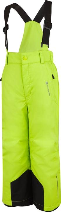 Pantalon de ski pour garçon Trevolution 472355809262 Couleur vert neon Taille 92 Photo no. 1